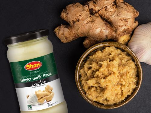 Shan Ginger Garlic Paste - WeGotMeat- Columbus Ohio Halal Meat Delivery