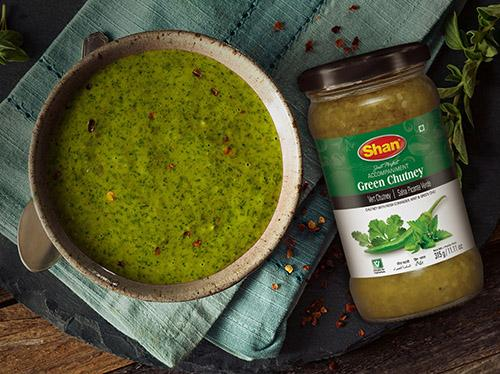 Shan Green Chutney - WeGotMeat- Columbus Ohio Halal Meat Delivery