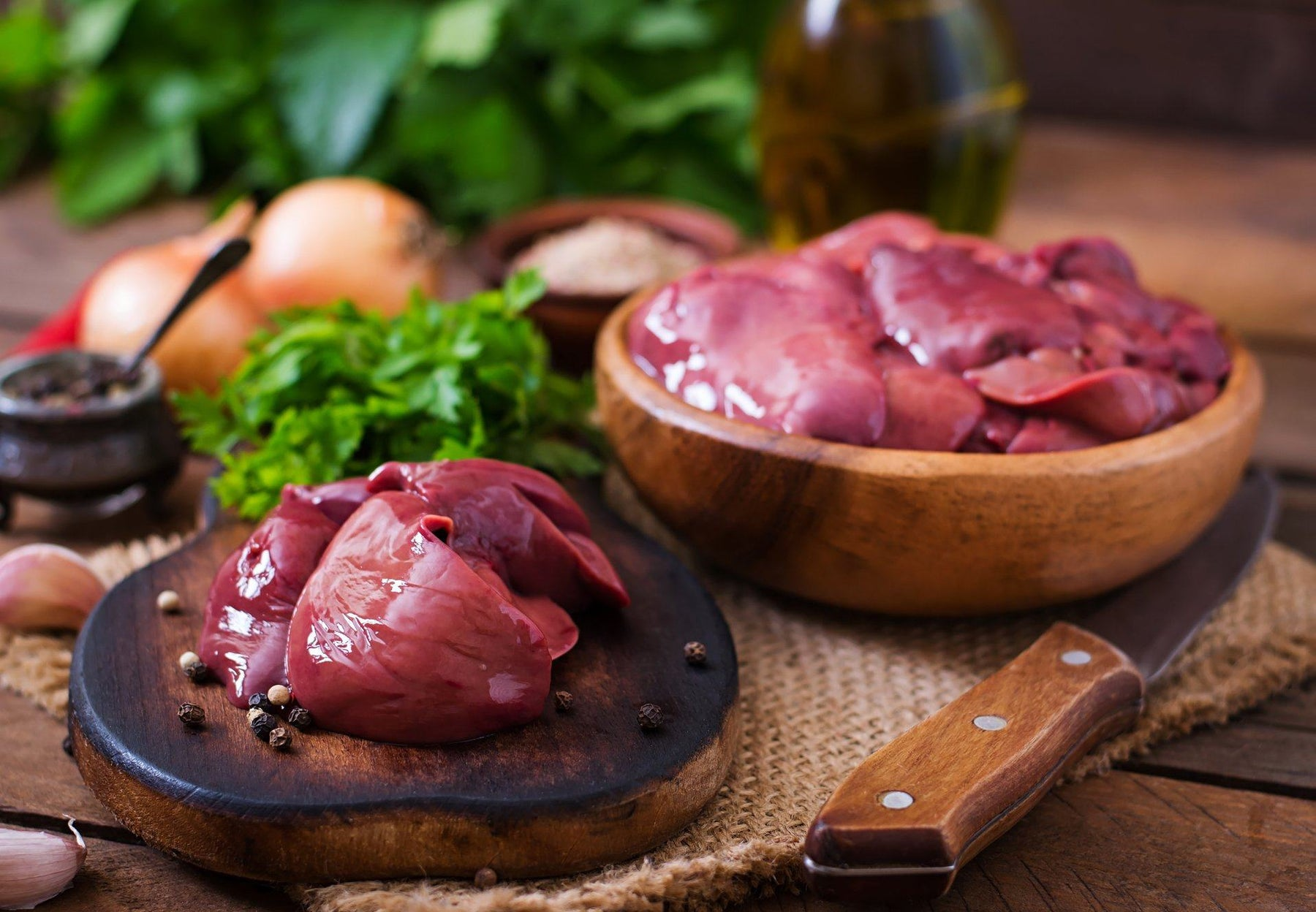 Halal Chicken Liver - WeGotMeat- Columbus Ohio Halal Meat Delivery