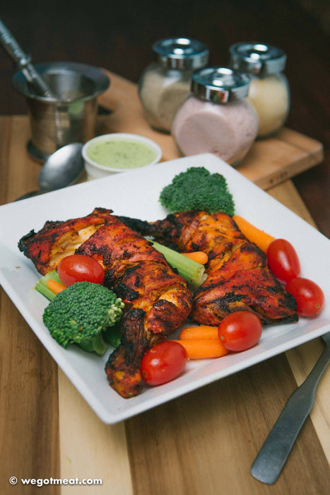 Marinated Chicken Tikka - WeGotMeat- Columbus Ohio Halal Meat Delivery