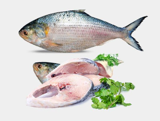 Whole Hilsa Fish - WeGotMeat- Columbus Ohio Halal Meat Delivery
