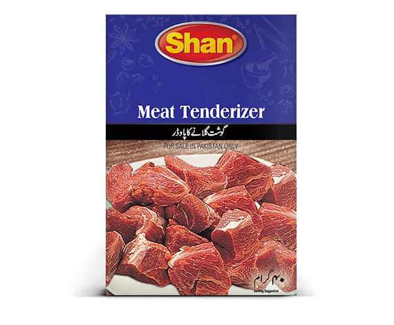 Shan Meat Tenderizer - WeGotMeat- Columbus Ohio Halal Meat Delivery