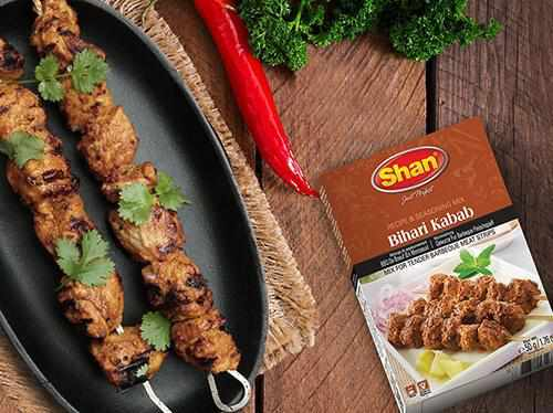 Shan Bihari Kabab Recipe Mix - WeGotMeat- Columbus Ohio Halal Meat Delivery
