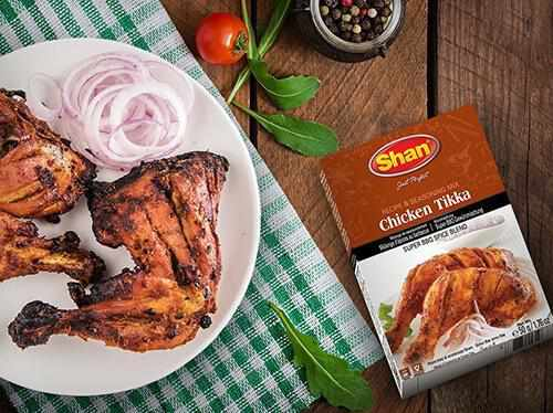 Shan Chicken Tikka Recipe Mix - WeGotMeat- Columbus Ohio Halal Meat Delivery
