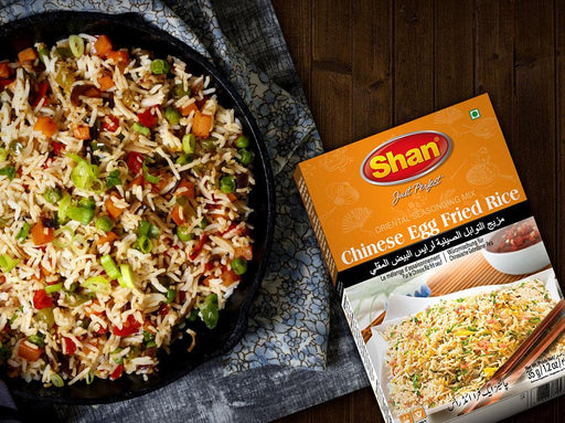 Shan Egg Fried Rice Recipe Mix - WeGotMeat- Columbus Ohio Halal Meat Delivery