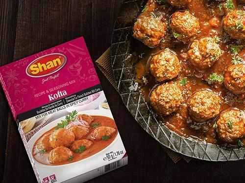 Shan Kofta (Meat Balls) Recipe Mix - WeGotMeat- Columbus Ohio Halal Meat Delivery