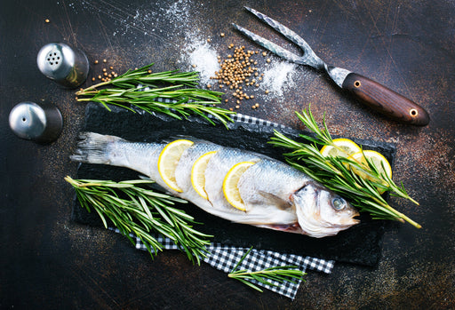 Fresh Mediterranean Branzino - WeGotMeat- Columbus Ohio Halal Meat Delivery