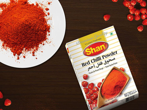 Shan Red Chilli Powder - WeGotMeat- Columbus Ohio Halal Meat Delivery