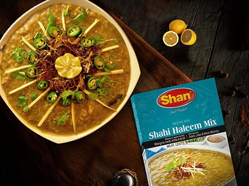Shan Shahi Haleem Recipe Mix - WeGotMeat- Columbus Ohio Halal Meat Delivery