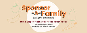 Covid-19 Assistance: Sponsor-A-Family this Ramadhan 2020!
