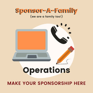 [Sponsor-A-Family] Operations