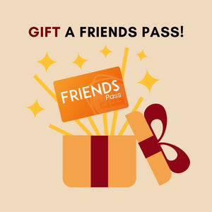 FRIENDS Pass Gift