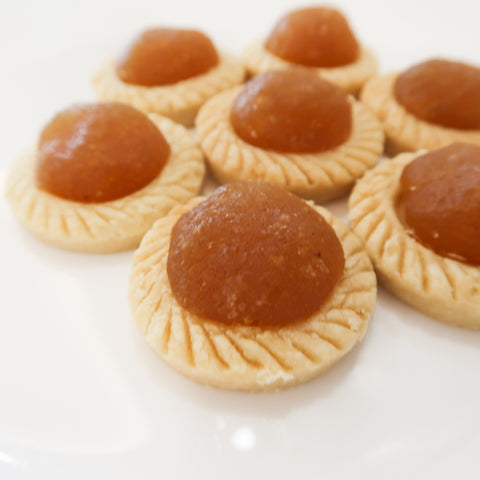 [KUEH-Rated 2020 Pre-Order] CC Pineapple Tarts