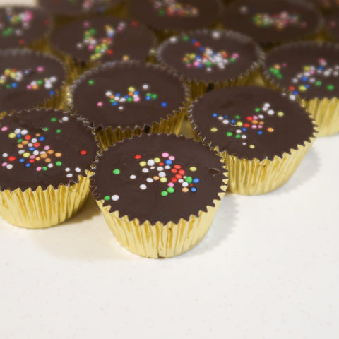 [KUEH-Rated 2020 Pre-Order] Cashew Chocolate Cuppies