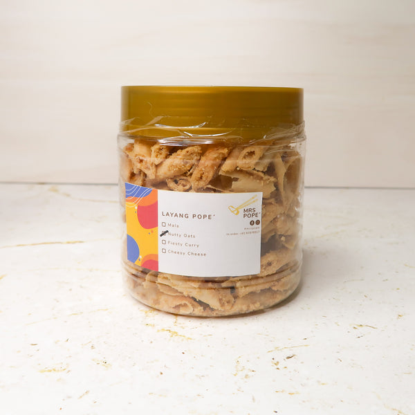 [Selections] Layang Popee Nutty Oats
