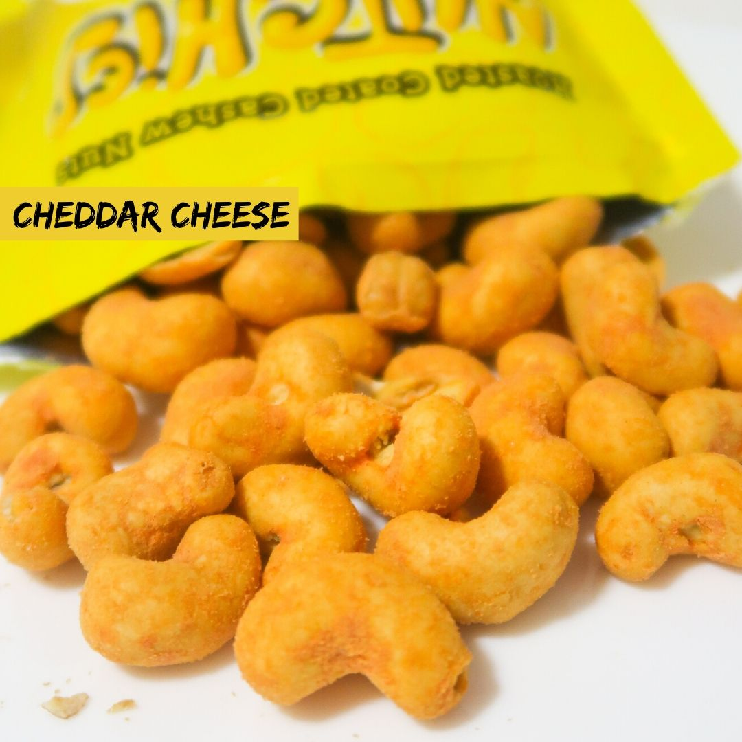 [Selections] Cashew Nuts - Cheddar Cheese