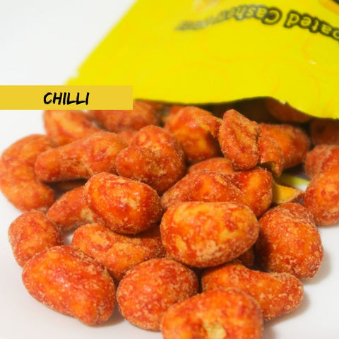 [Selections] Cashew Nuts - Chilli