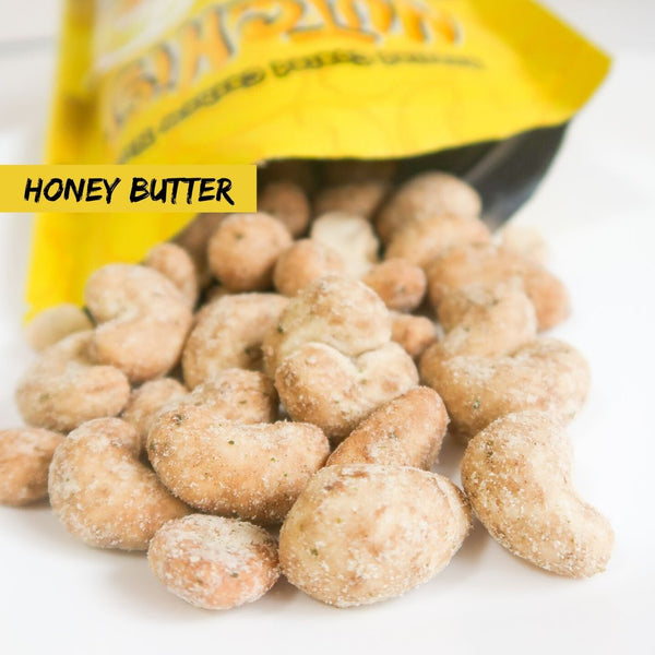 [Selections] Cashew Nuts - Honey Butter
