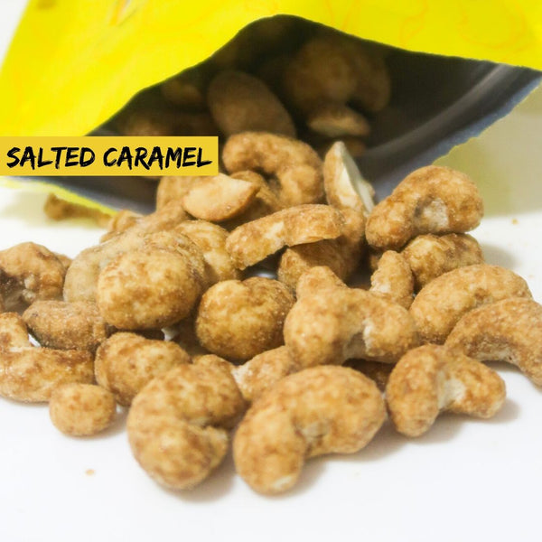 [Selections] Cashew Nuts - Salted Caramel