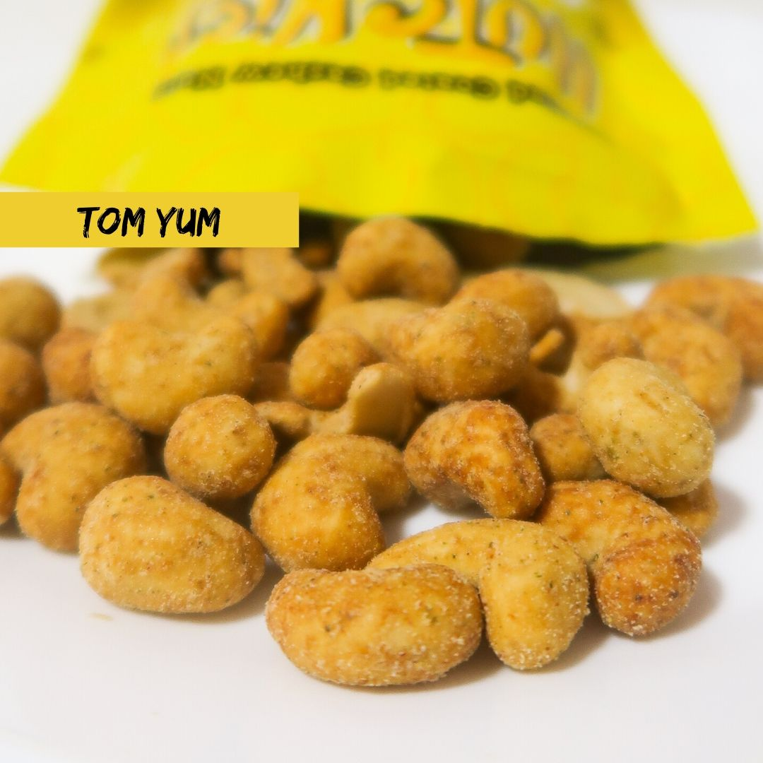 [Selections] Cashew Nuts - Tom Yum