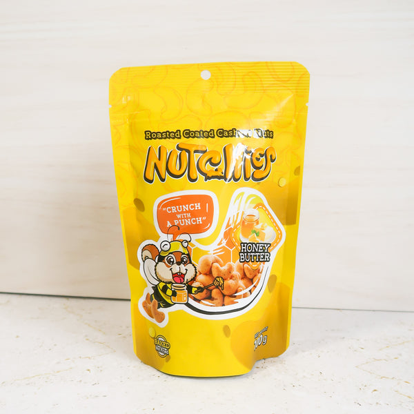 [Raya Pre-Order] Cashew Nuts - Honey Butter