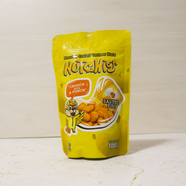 [Raya Pre-Order] Cashew Nuts - Salted Egg