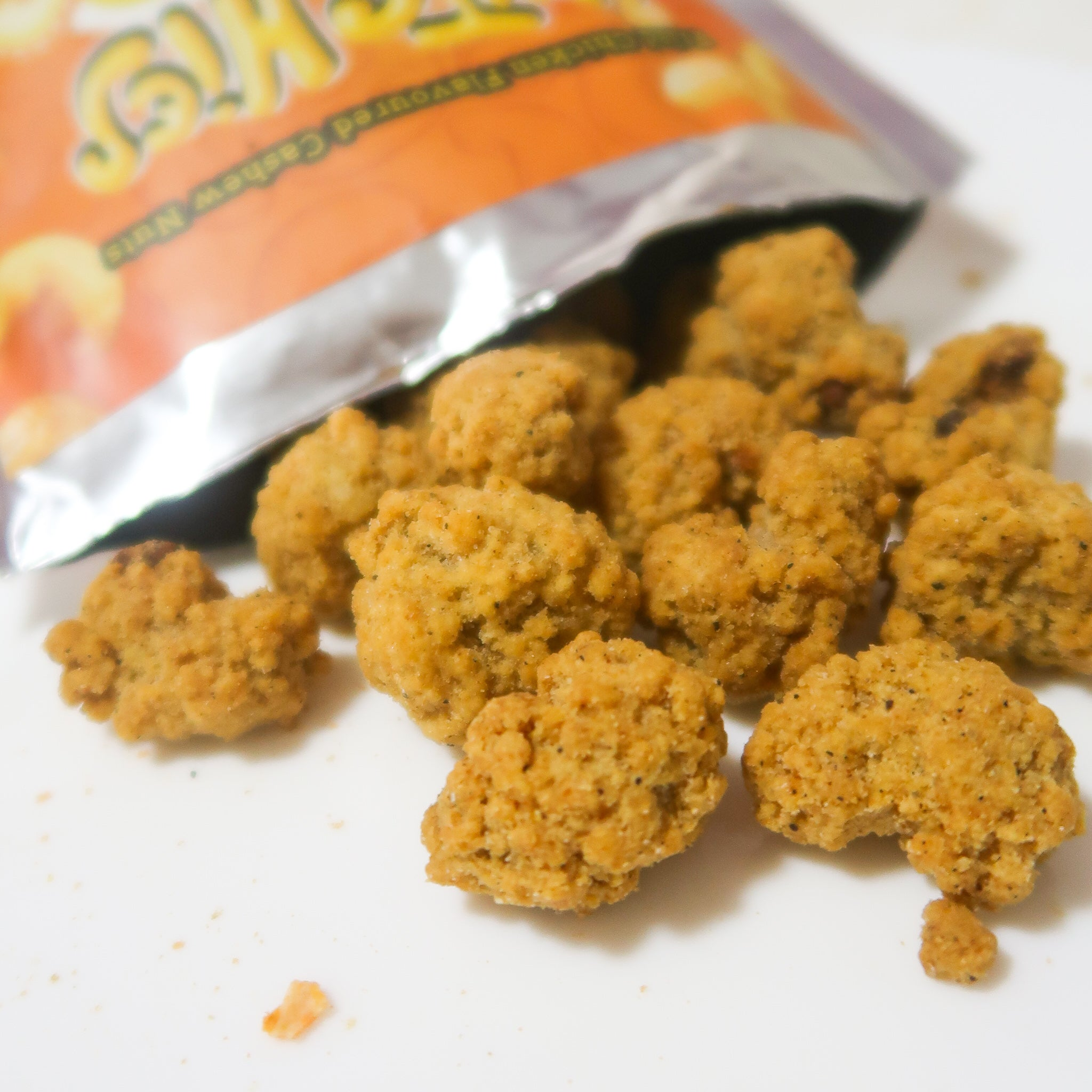 [Selections] Cashew Nuts - Fried Chicken