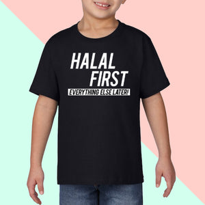KIDS SIZE! Statement Tshirt