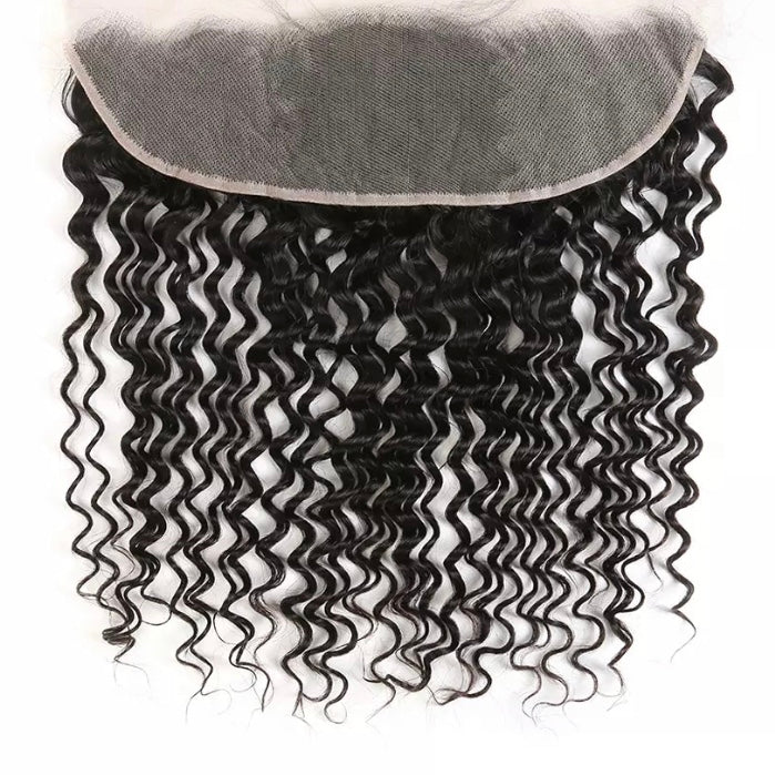 Dubai Diamond Deep Wave Lace Frontal - a-girls-best-friend-hair-co