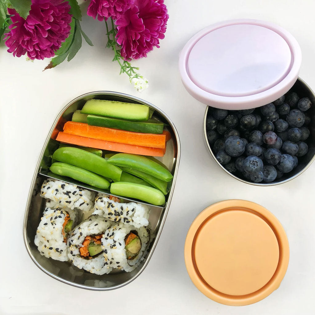 Ever Eco Bento Snack Box - 2 Compartments