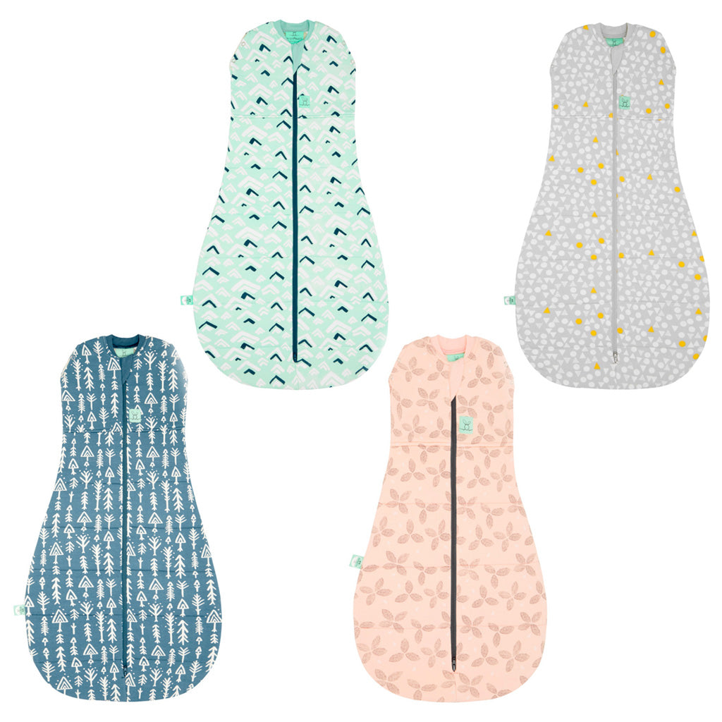 ergoCocoon Swaddle Sleep Bag 2.5 Tog - UrbanBaby shop