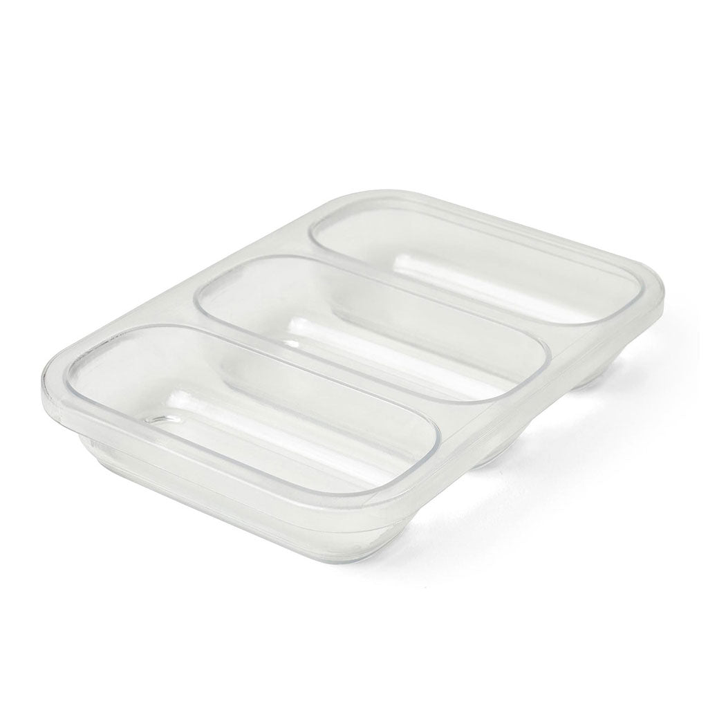 Skip Hop Easy Store 6oz Containers - Grey