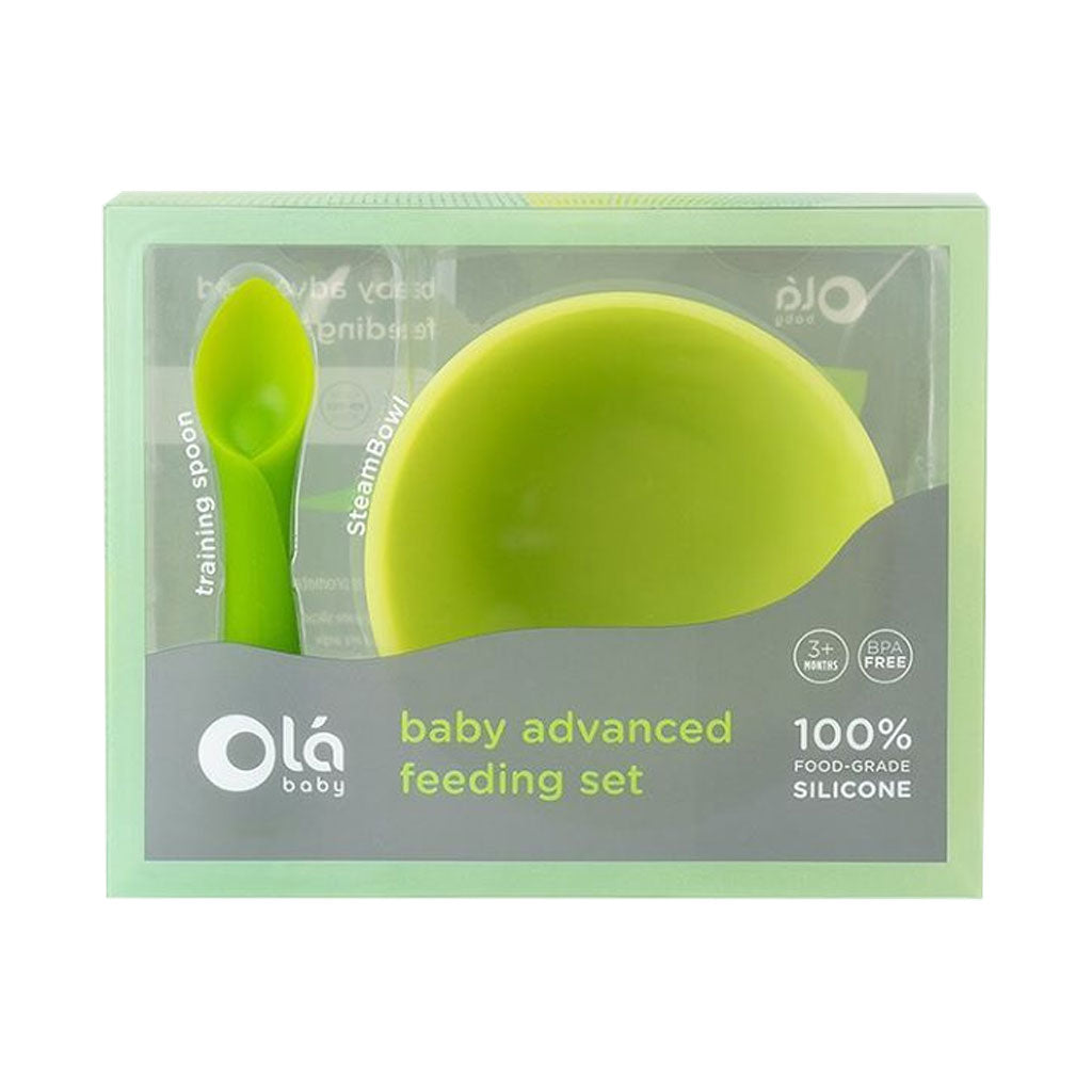 OlaBaby Advanced Feeding Set
