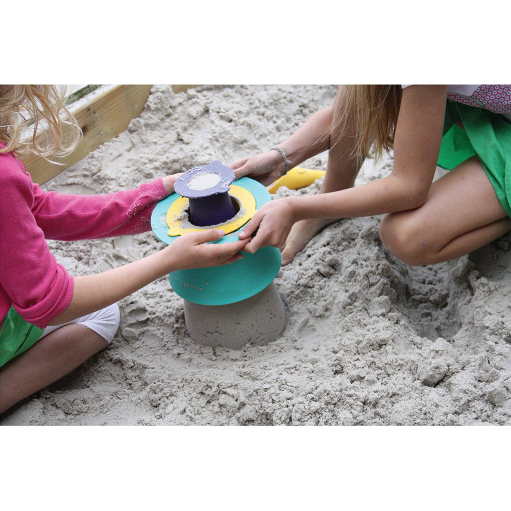 Quut Alto Sand Building Toys - Purple