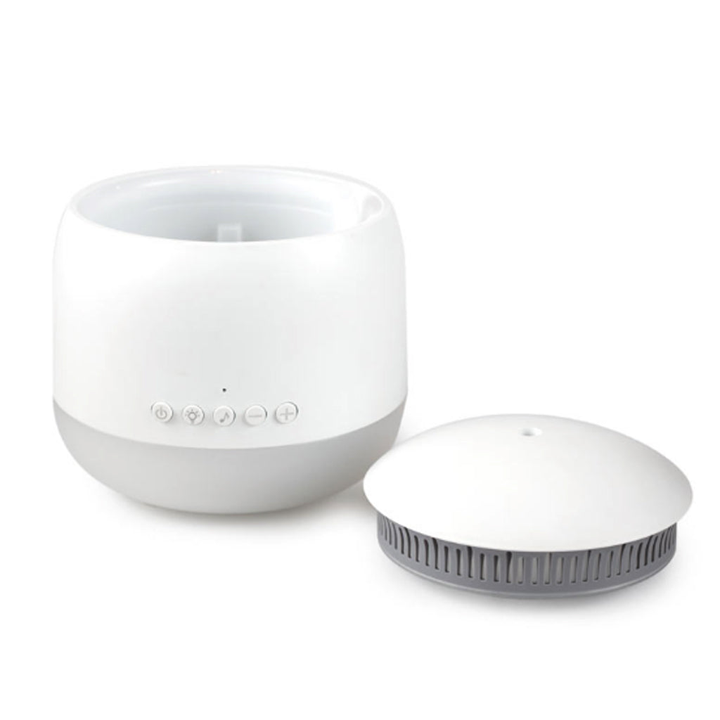 Aroma-Snooze Sleep Aid Vaporiser & Oil - White - UrbanBaby shop