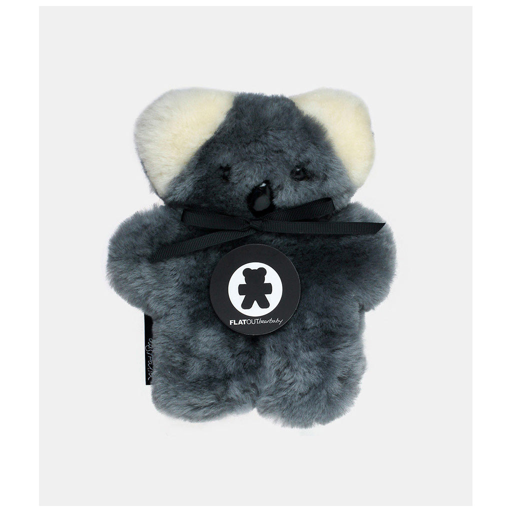 FLATOUT Sheepskin Bear Baby Koala - UrbanBaby shop