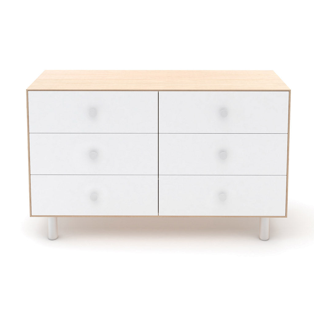 Oeuf Merlin 6 Drawer Dresser for Classic - Birch