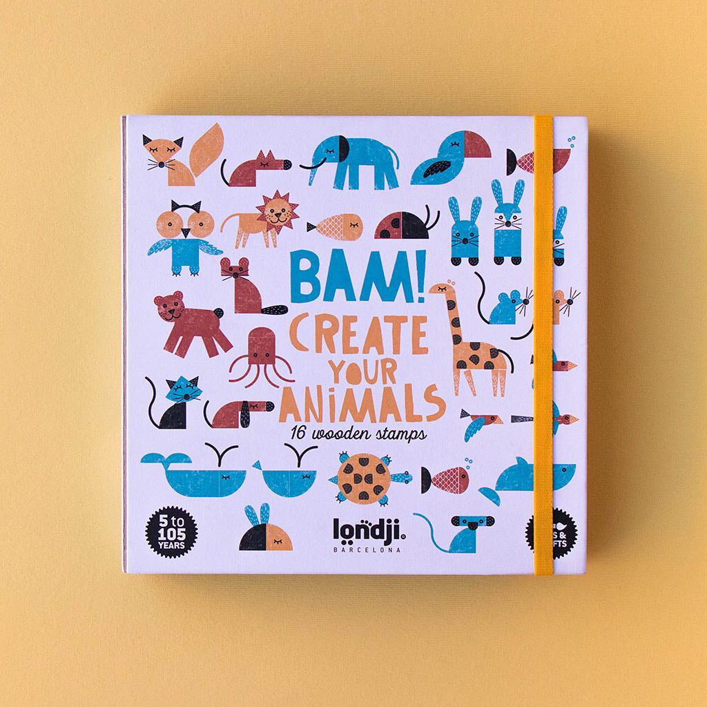 Londji Bam! Animals - UrbanBaby shop