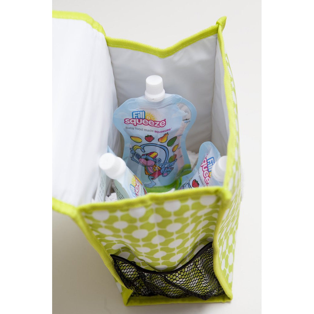 Fill n Squeeze Cooler Bag