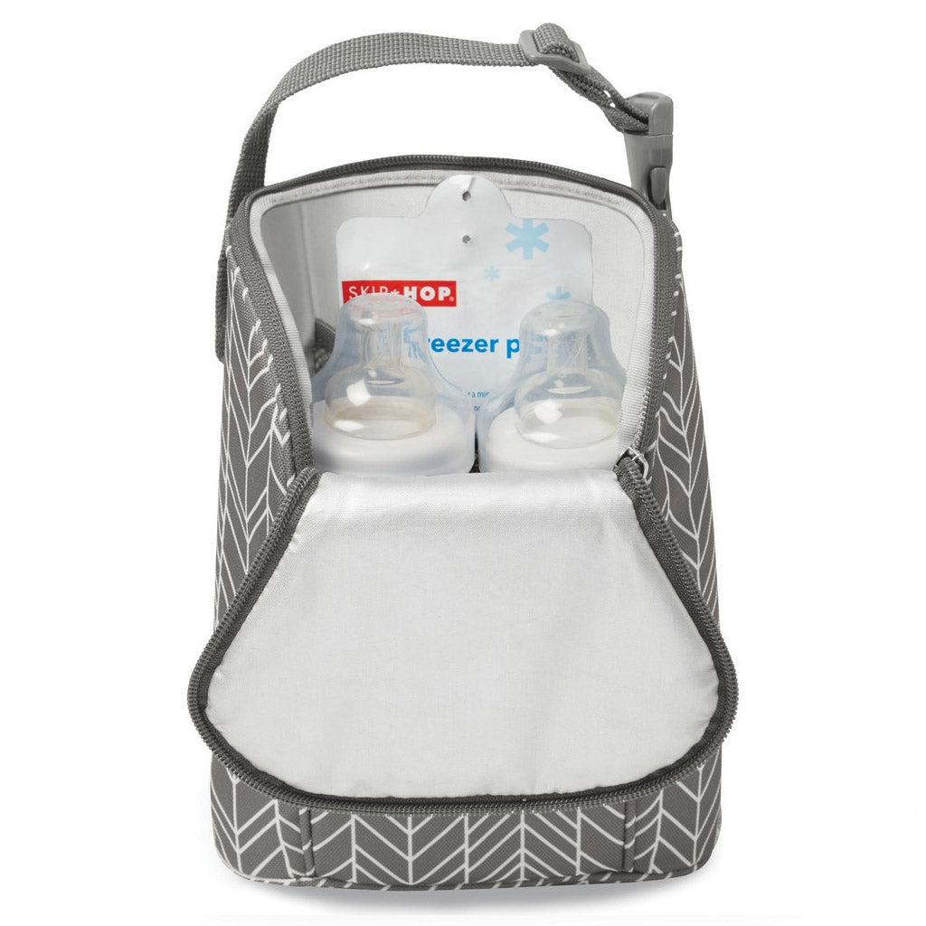 Skip Hop Grab & Go Double Bottle Bag - UrbanBaby shop