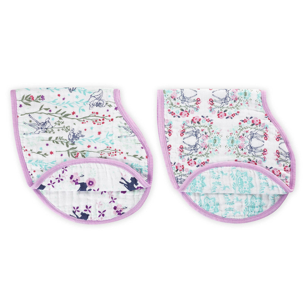 Aden + Anais Burpy Bibs 2 Pack Disney Bambi - UrbanBaby shop