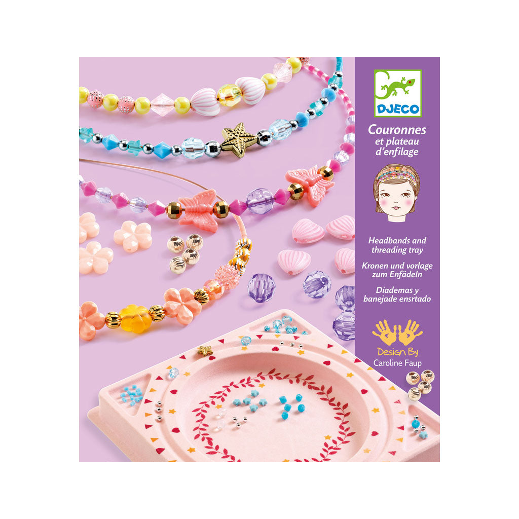 Djeco Precious Headband Set - UrbanBaby shop