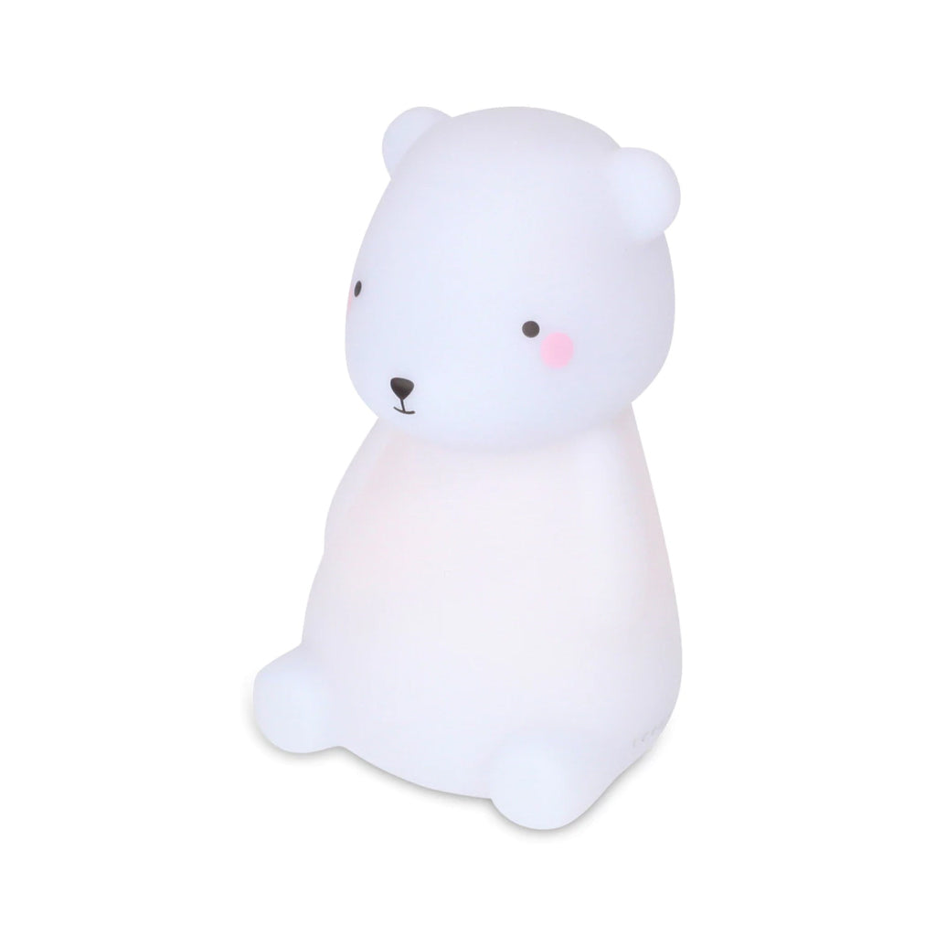 Delight Decor Little Light Up Polar Bear - UrbanBaby shop