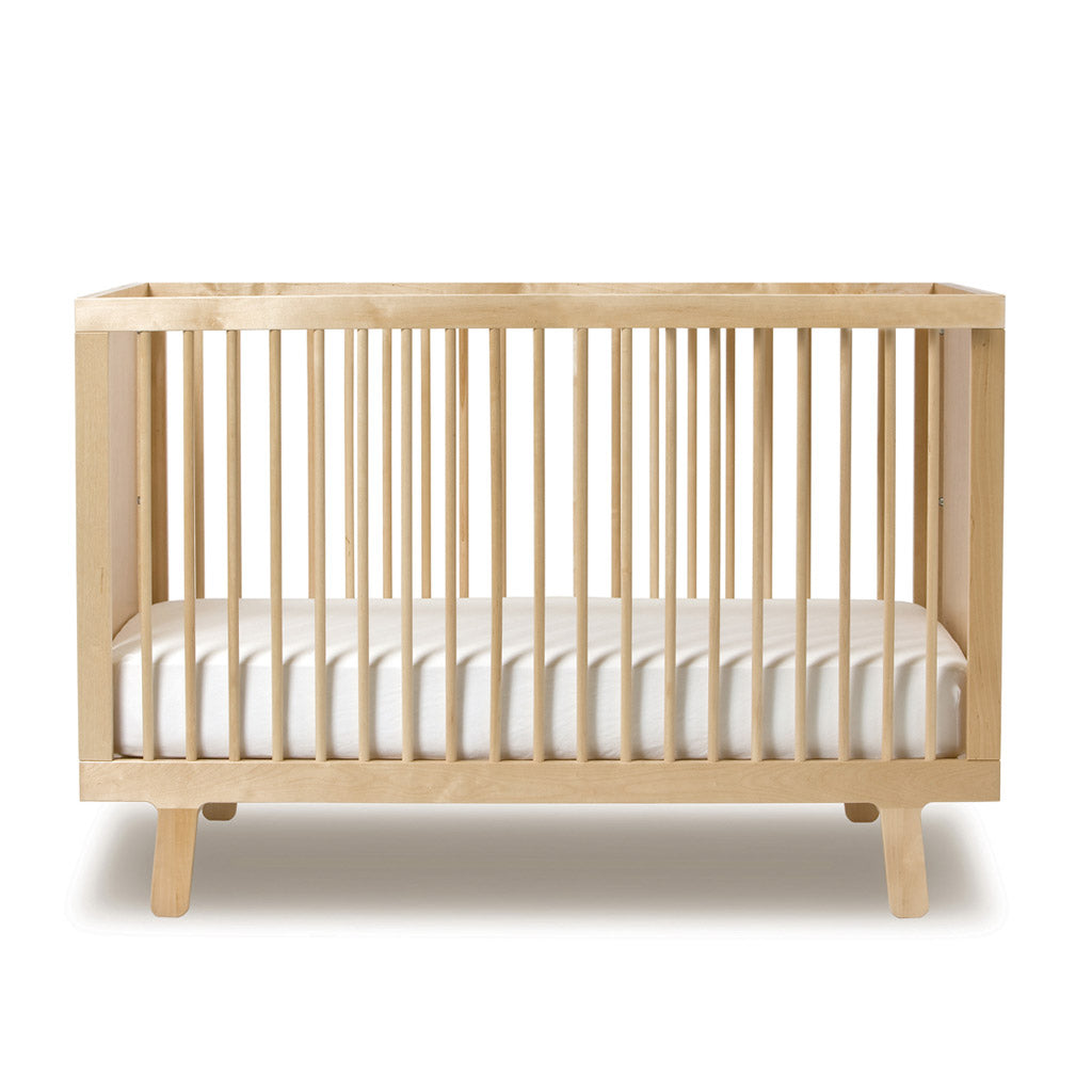 Oeuf Sparrow Cot - Birch