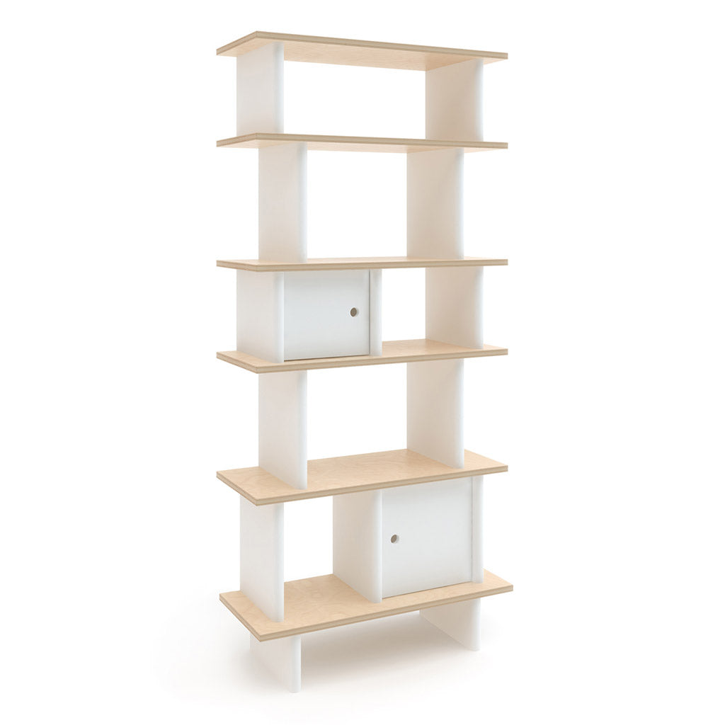 Oeuf Vertical Mini Library - Birch - UrbanBaby shop