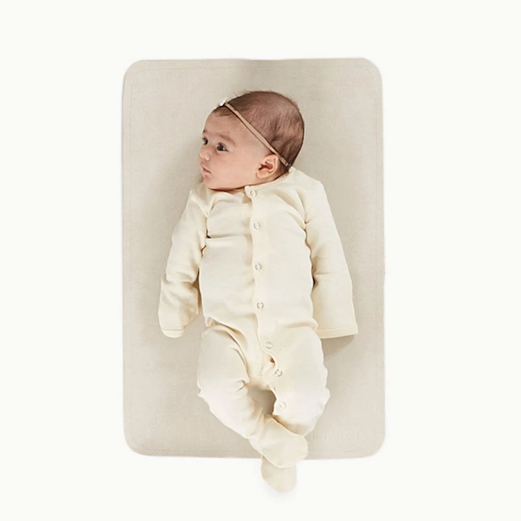 Gathre Change Mat Micro - Blanc - UrbanBaby shop
