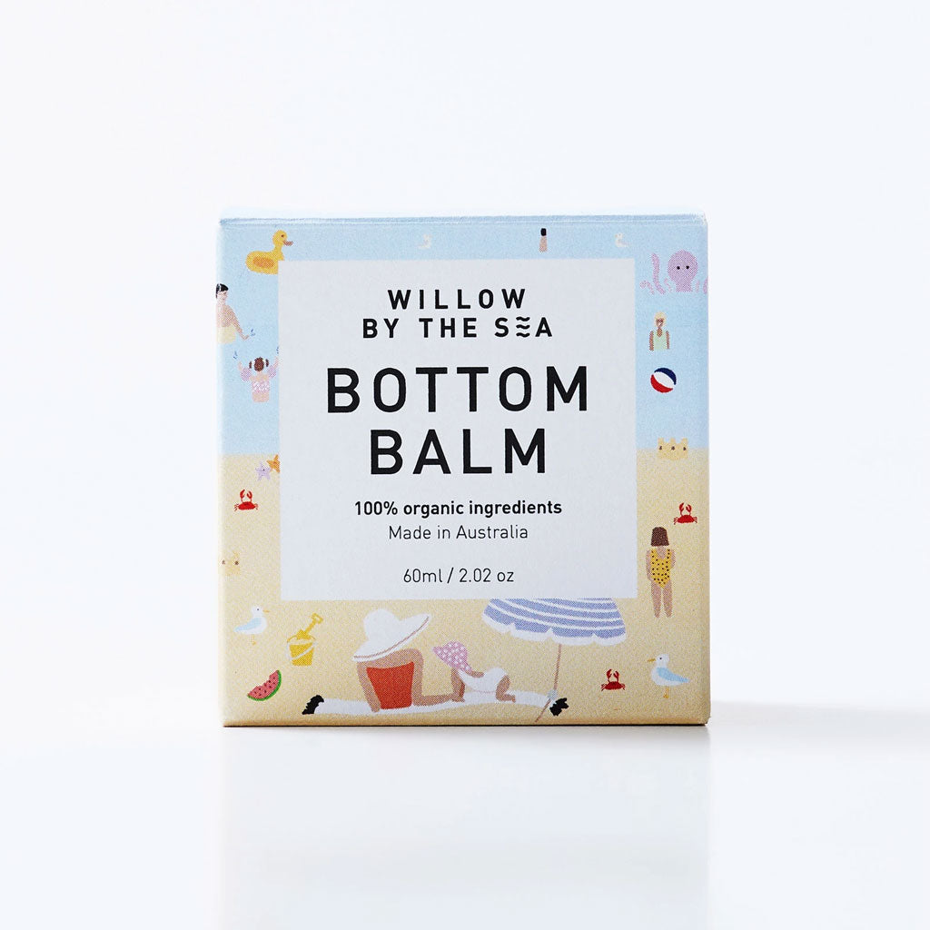 Willow By The Sea Bottom Balm - UrbanBaby shop