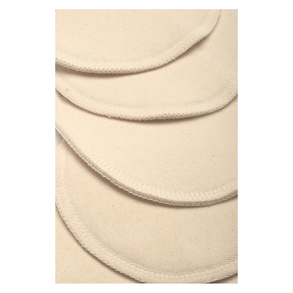 Nature's Child Organic Cotton Breast Pads Large - UrbanBaby shop