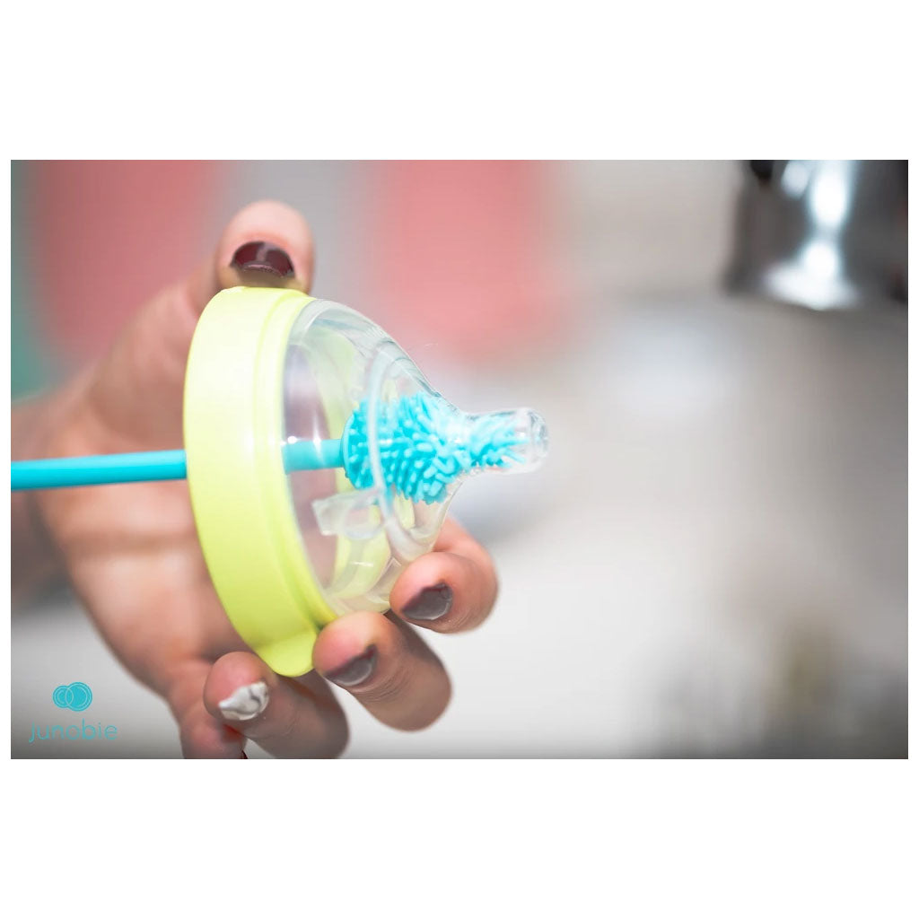 Junobie Silicone Cleaning Brush - UrbanBaby shop