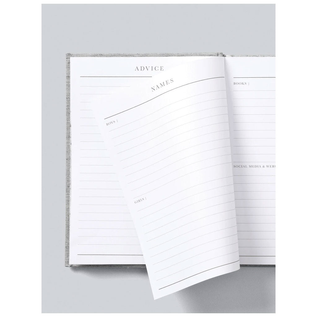 Write to Me Journal - Bump - UrbanBaby shop